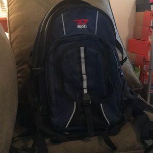 Diesel backup/ Hiking bag